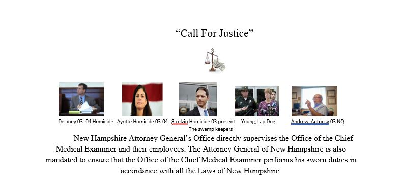 callforjustice